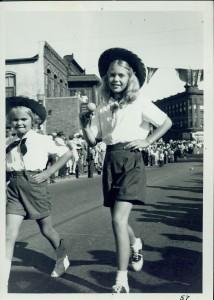 1948 DJJD Parade Photo