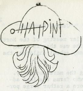 HATPIN logo