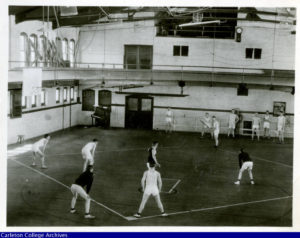 Indoor baseball, 1921