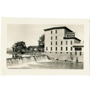 Ames Mill and the Cannon River
