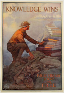 Poster, c. 1918
