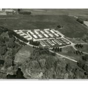 Married veterans' housing at Carleton College
