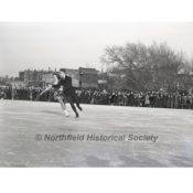 Figure Skating Show at the Winter Carnival, 1941