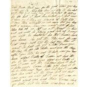 Letter from Melinda Mason to her son Homer Mason, December 23, 1918