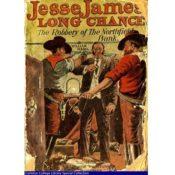 Jesse James' Long Chance dime novel, 1900s