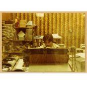 KYMN Radio Broadcaster, c. 1980