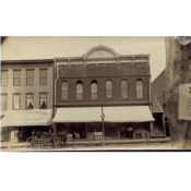 Lockwood Opera House, c. 1890