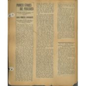 Early Pioneer Stories, published 1914