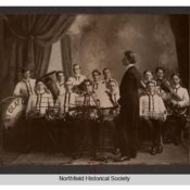 St. Olaf Band with F. Melius Christiansen, 1903-1904