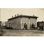 Scriver Building and the First National Bank