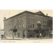Ware Auditorium, c. 1914