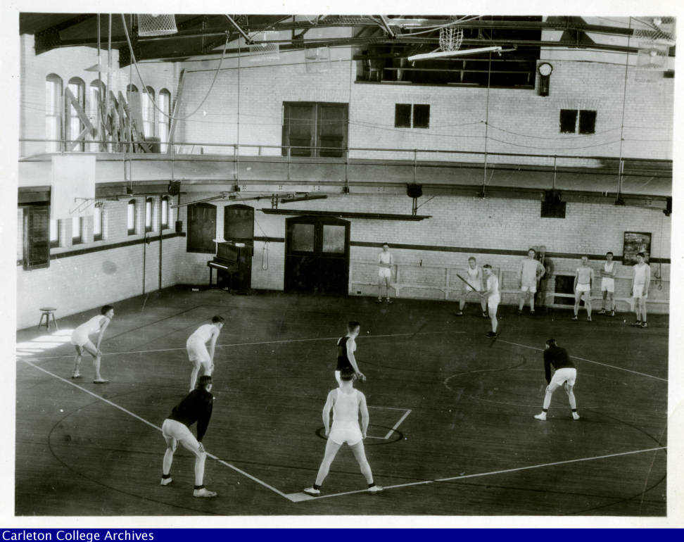 Indoor baseball, 1921