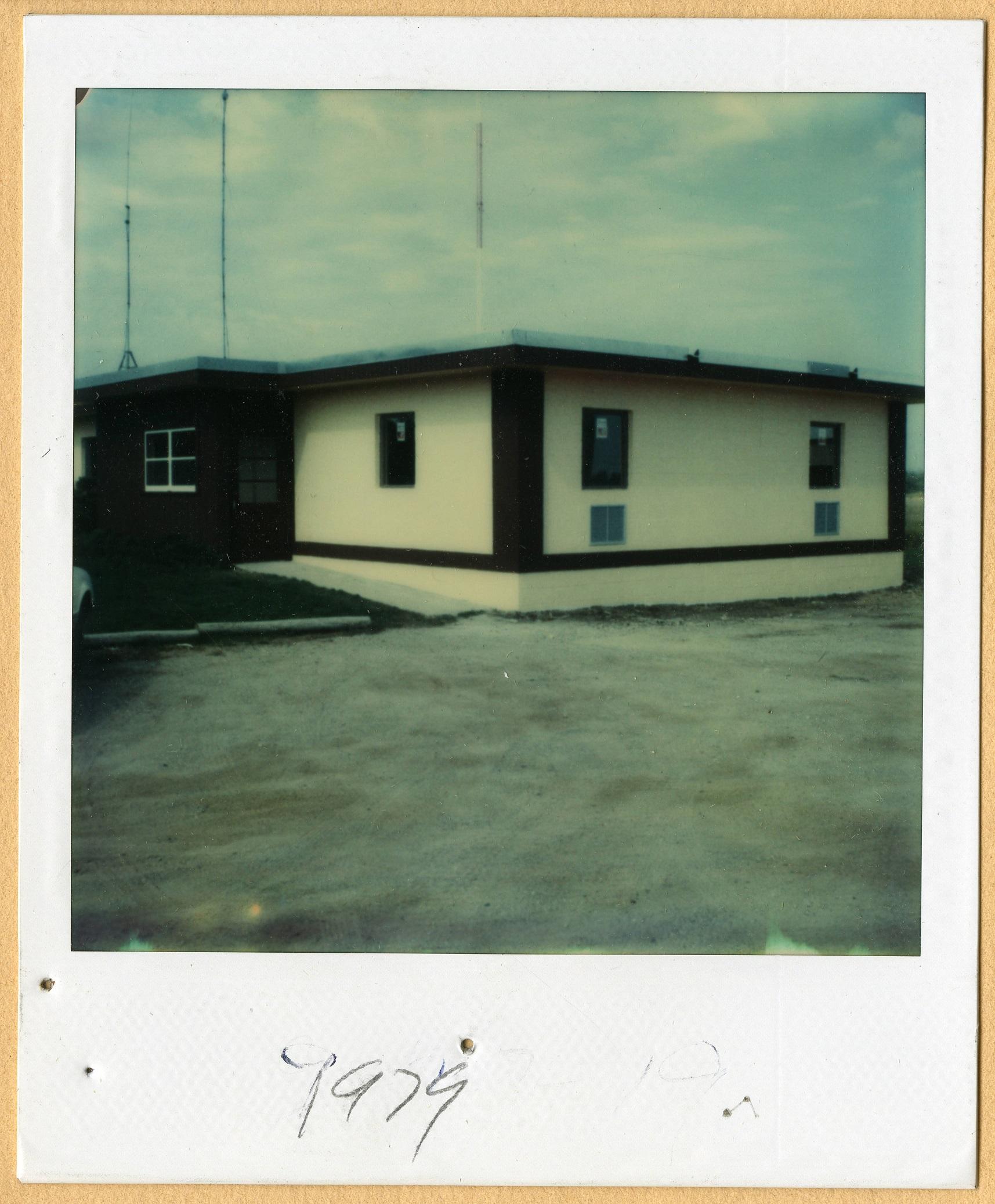 KYMN Radio building, 1979