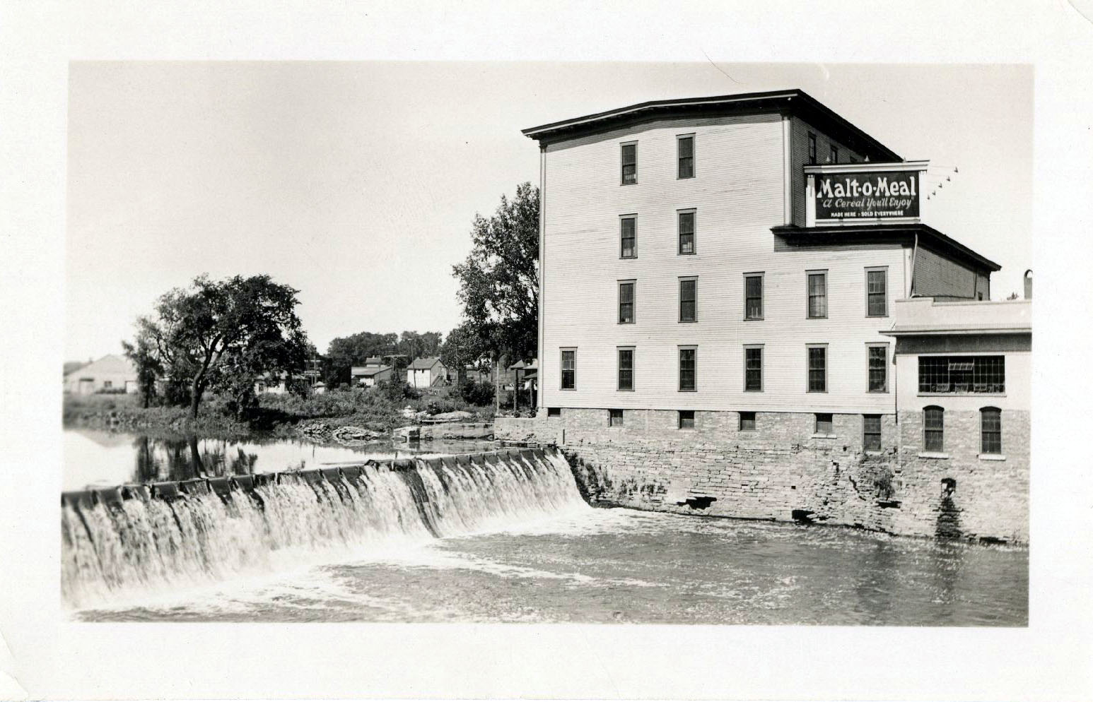 Ames Mill, 1930