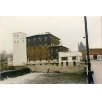 Renovation of the Ames Mill