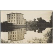 Ames Mill reflection
