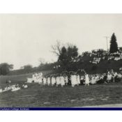 May Fete procession, 1921