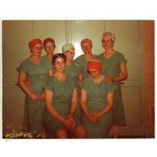 Northfield Hospital staff, 1960s