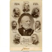 Pastors of the Congregational Church, 1856-1886
