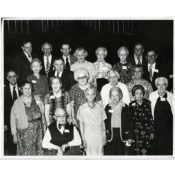 Group Portrait at the Congregational Church, 1975