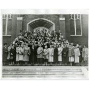 St. John's Lutheran Church Ladies Aid Society, 1950
