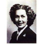 World War II servicewoman Marilyn Christie Machacek